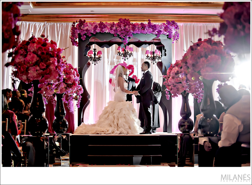 ceremony_decor_ideas_ellyb_events_andy_beach_wedding_altar_black_chuppah