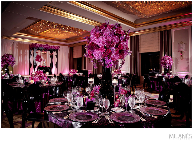 reception_room_decor_ideas_ellyb_events_andy_beach_black_pink_wedding_ideas