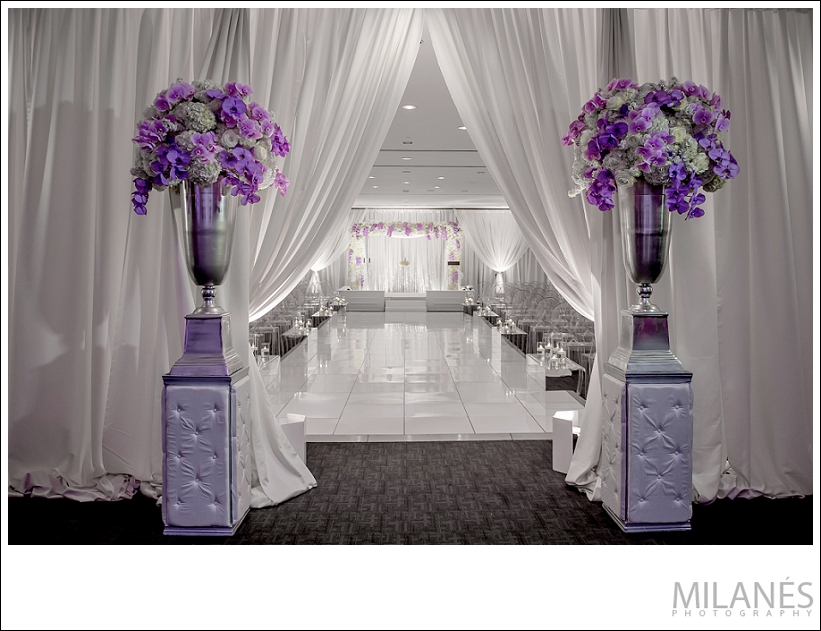 wedding_alter_ceremony_entrance_white_flowers_curtains_ideas