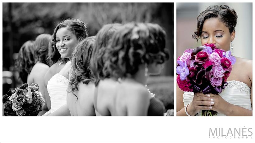 wedding_bride_bridal_party_pink_purple_boquette