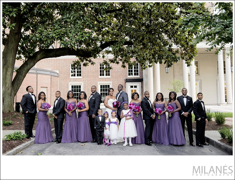 wedding_party_bride_groom_family_purple_dress_city_ideas