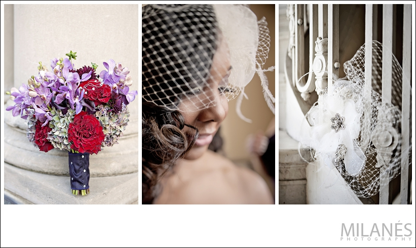 wedding_bride_portrait_decor_details_white_veil_purple_red_boquette_beautiful_creative_modern_ideas